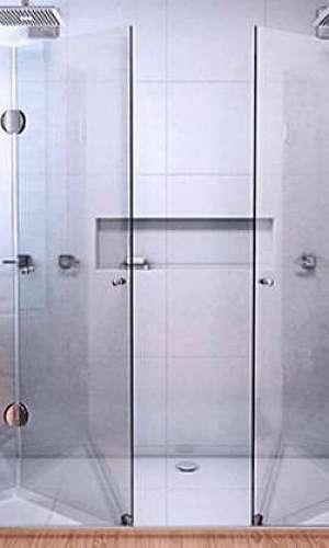Box banheiro instalado