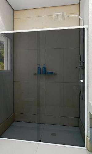 Box blindex para banheiro pequeno