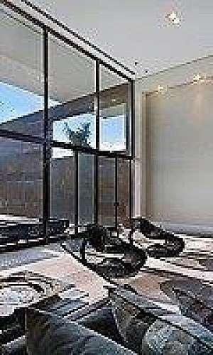Esquadrias de alumínio para fachada