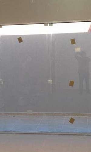 fachada de pele de vidro m2