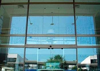 Porta vidro temperado preço m2